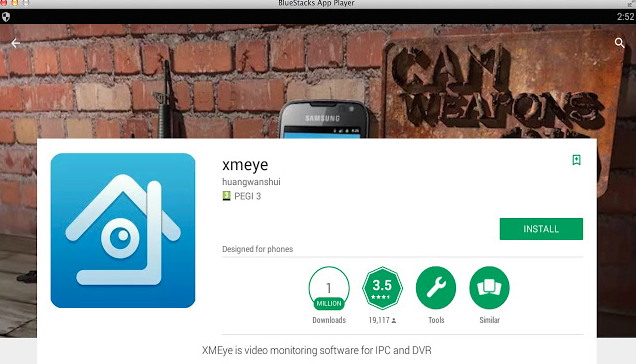 Xmeye for PC Download