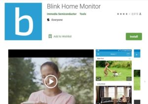 Blink App For PC