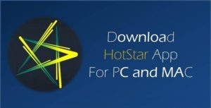 HotStar App for Samsung TV