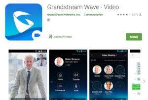 Grandstream Wave for PC
