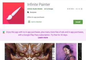 Infinite Painter For Pc