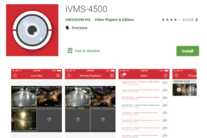 ivms 4500 for Windows