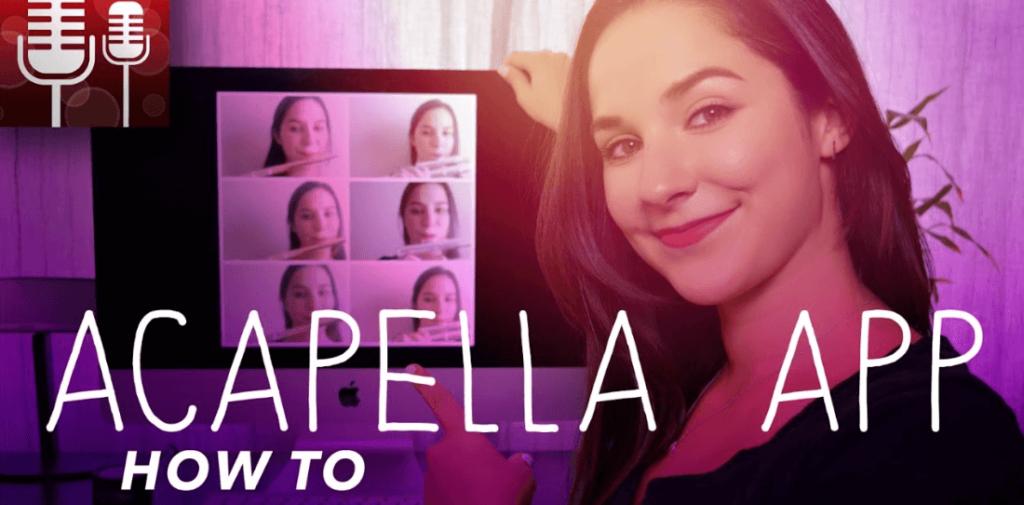 Acapella App for Mac