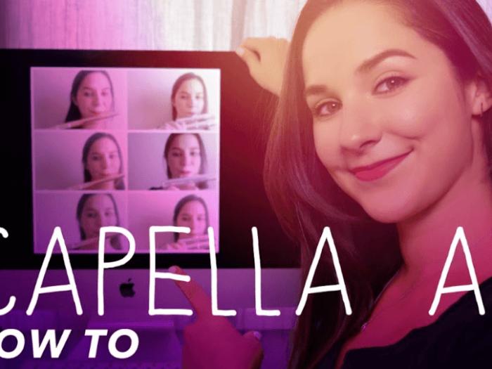 Acapella App for Mac