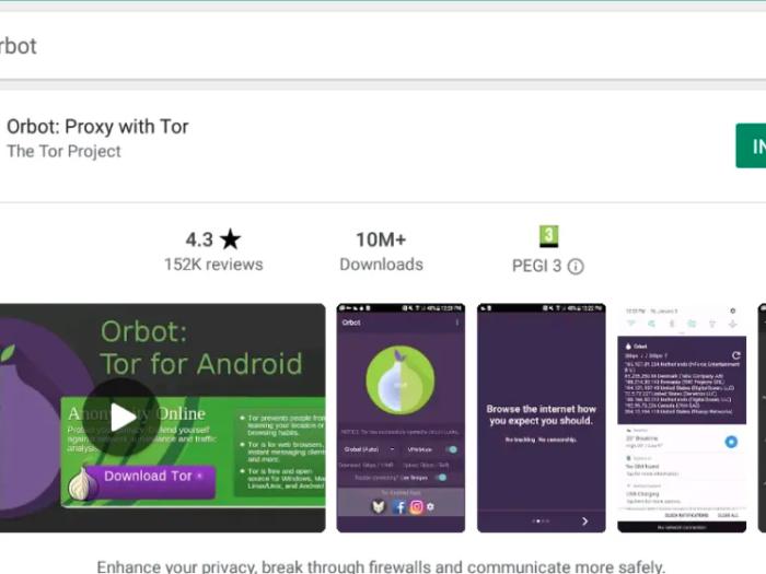 Orbot VPN for windows