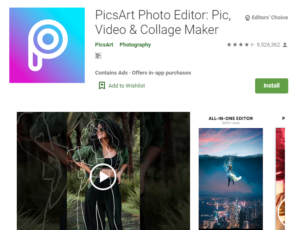 PicsArt for Mac