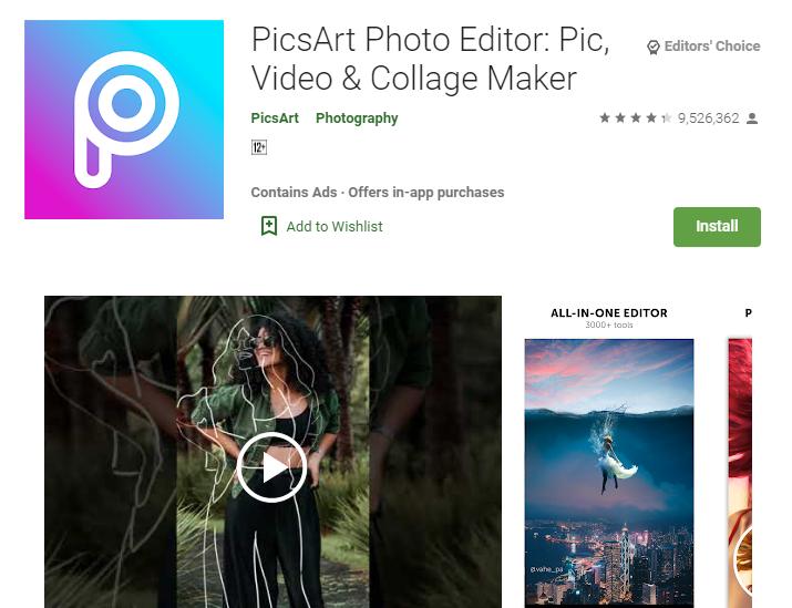 PicsArt for Mac