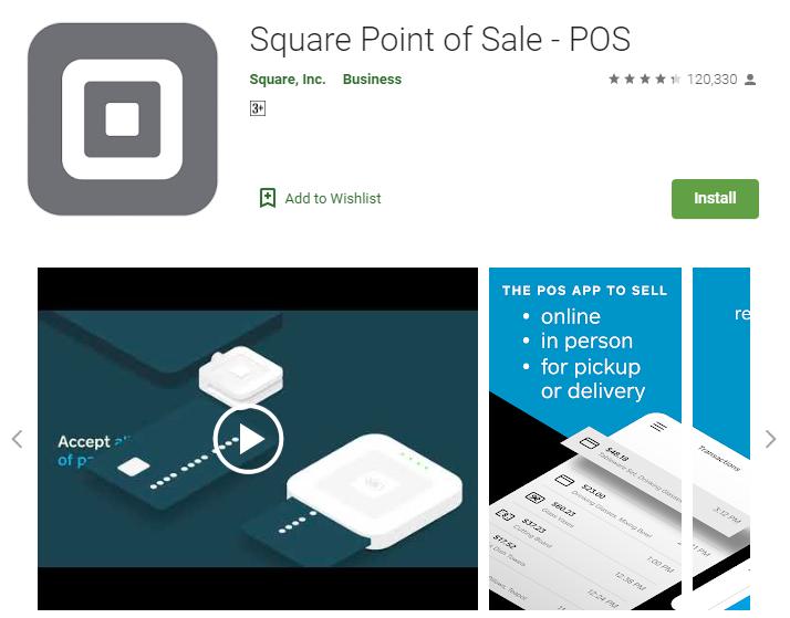 Square App for Windows