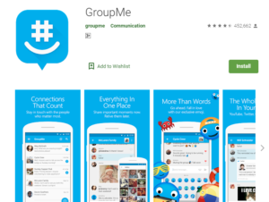GroupMe for Mac