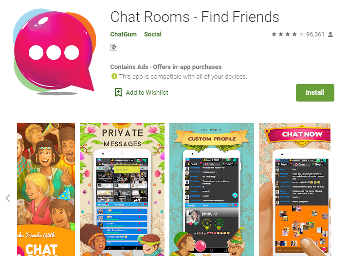Best Chat Room Apps Free Download