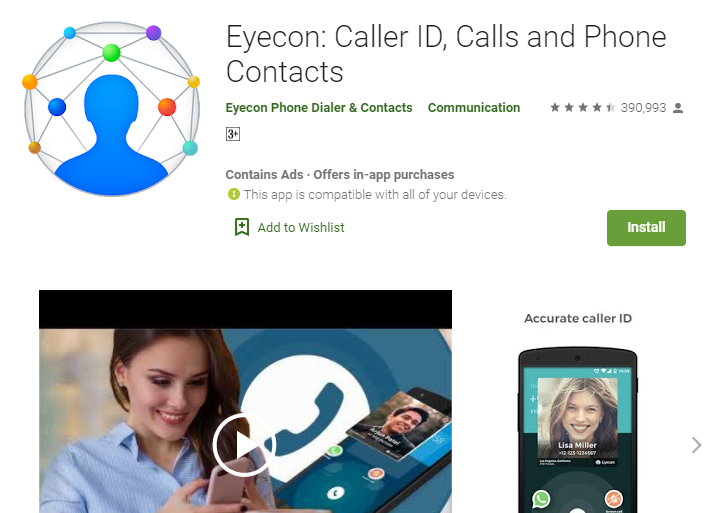 caller id for pc