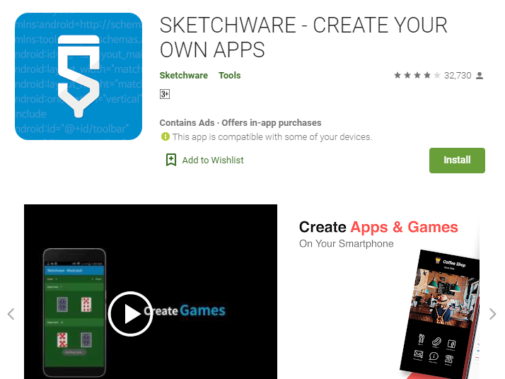 Sketchware For PC
