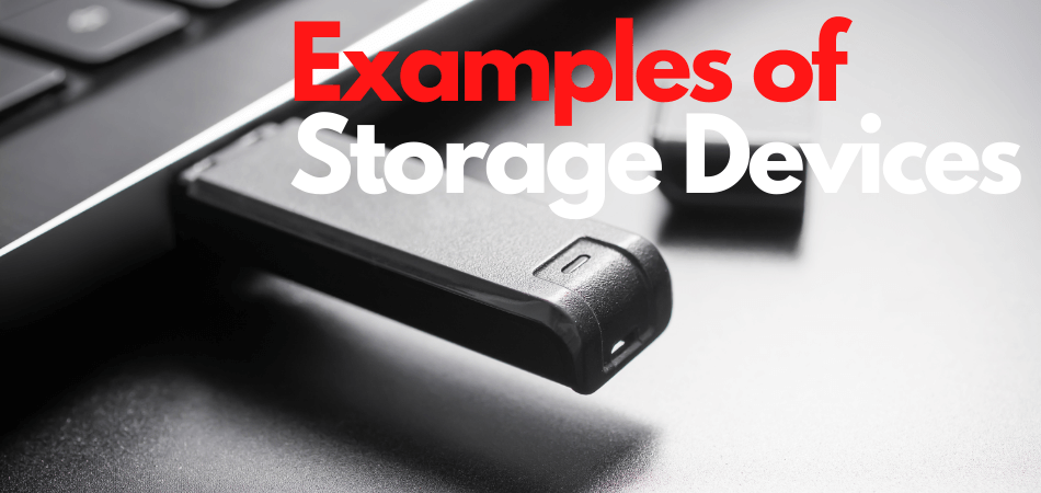Examples of Storage Devices