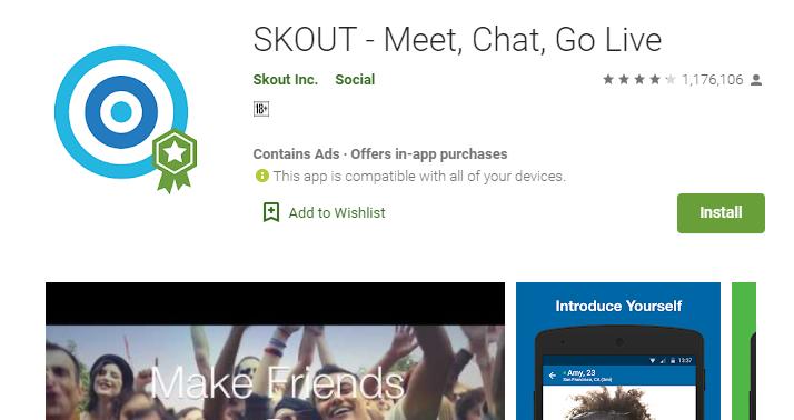 Skout App for PC