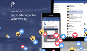 Facebook Pages Manager For PC