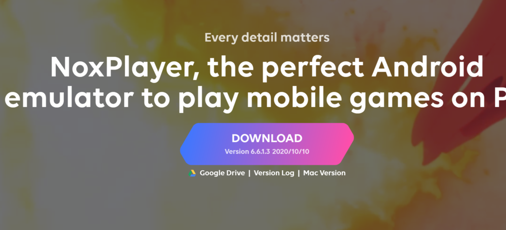 How to Install Nox App Player for PC