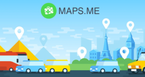 Maps Me for PC [Windows 10, 8, 7, Mac] Free Download