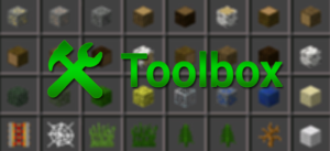 Toolbox for Minecraft Windows 10