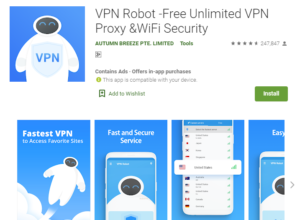 VPN Robot for PC