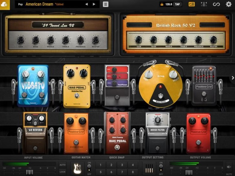 Guitar Effects for PC