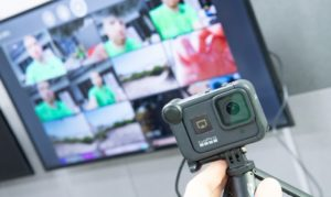 How to Hook Up a GoPro for the HDTV