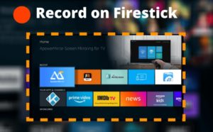 How to Record from Firestick to DVD Recorder